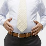 内臓脂肪と皮下脂肪の面積比