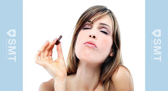 月経とチョコレート